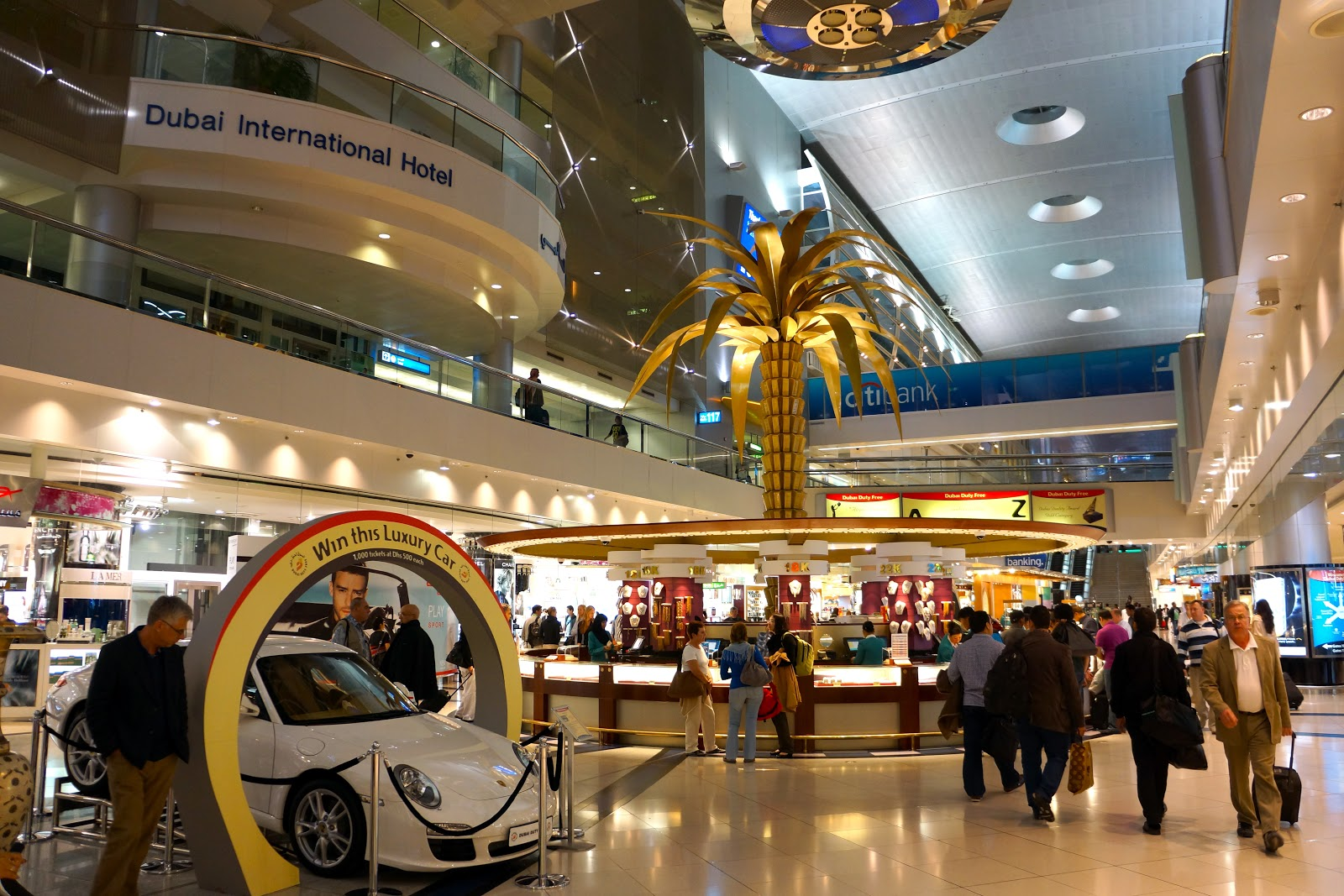 Dubai Duty Free Named World S Largest Airport Retailer Aviamost
