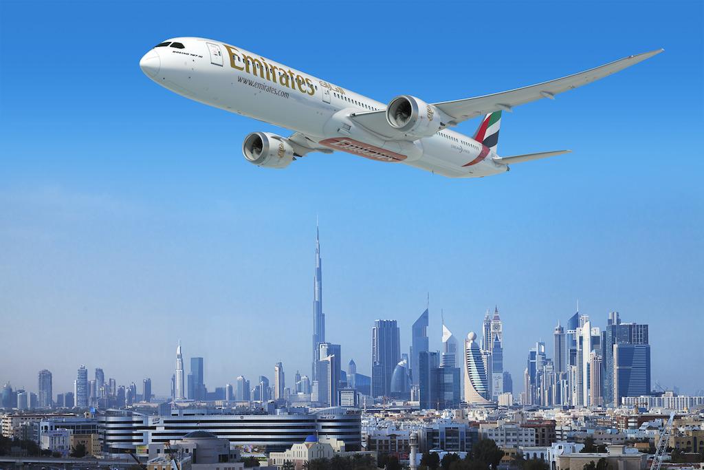Emirates приобретет лайнеры Boeing 787 Dreamliner за $15 млрд