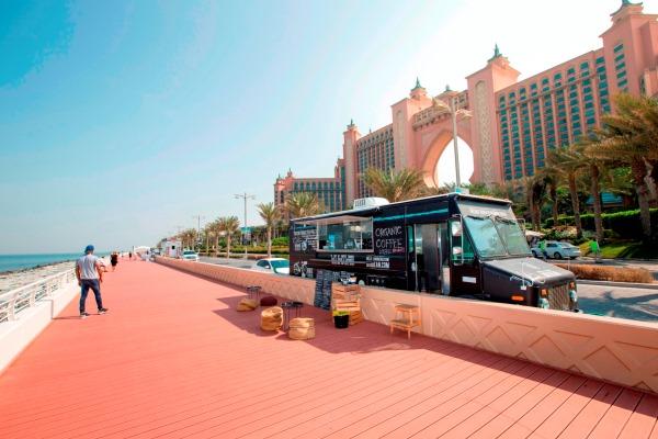 The Boardwalk at Palm Jumeirah