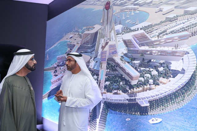 sheikh mohammed and the making of dubai