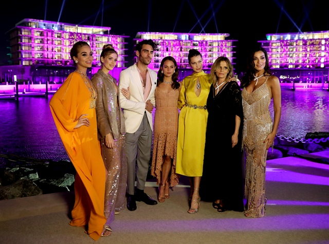 Celebrities Gathered to Celebrate the Launch of The Bvlgari Resort Dubai