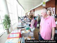 Countdown to Eighth Annual Emirates Airline Festival of Literature Begins
