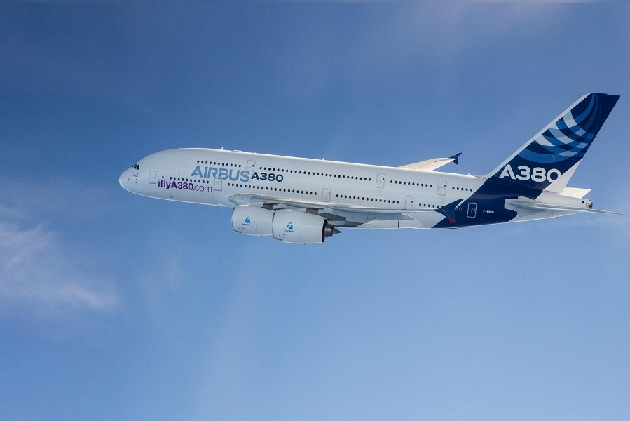 Airbus and Emirates reach agreement on A380 fleet, sign new widebody orders
