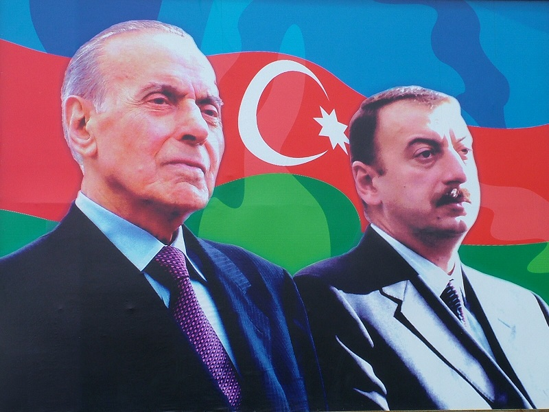The Independence Day of Azerbaijan