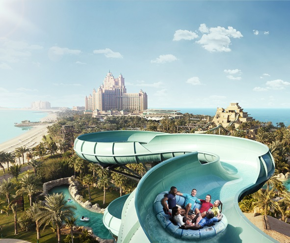 INTRAVELREPORT: Aquaventure Waterpark Launches First