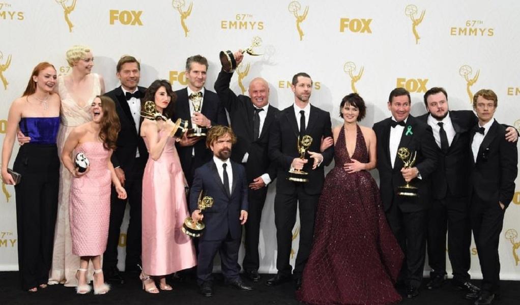Лента «Игра престолов» получила «Эмми» в категории «Лучший драматический сериал»
