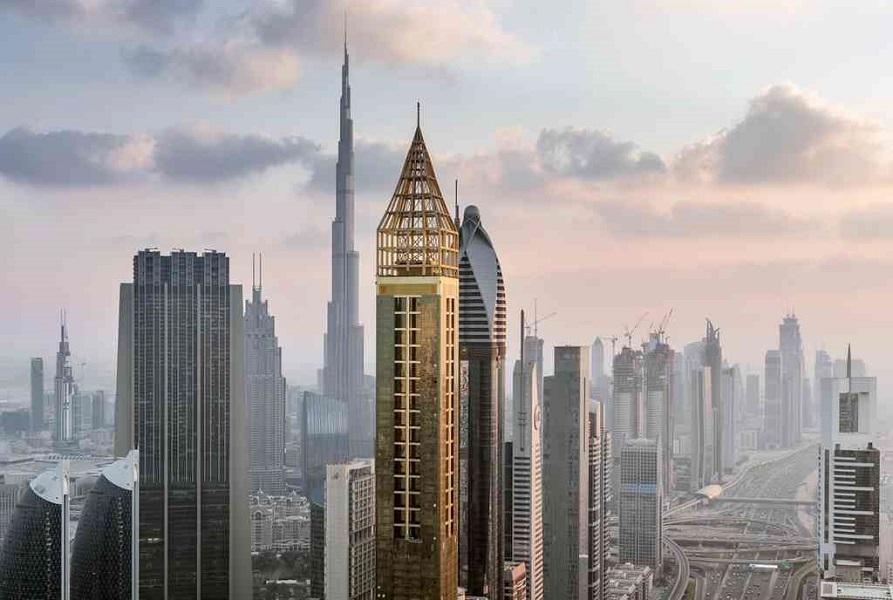 Одним рекордом больше: вДубае откроют новый самый высокий отель вмире