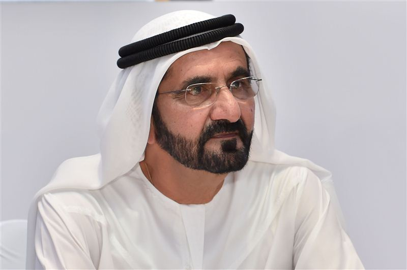 HH Sheikh Mohammed orders merger of three sports clubs into one single entity