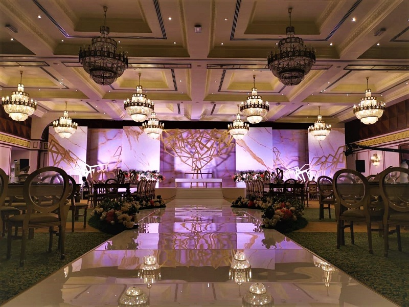 Al Raha Beach Hotel unveils its exquisite wedding package