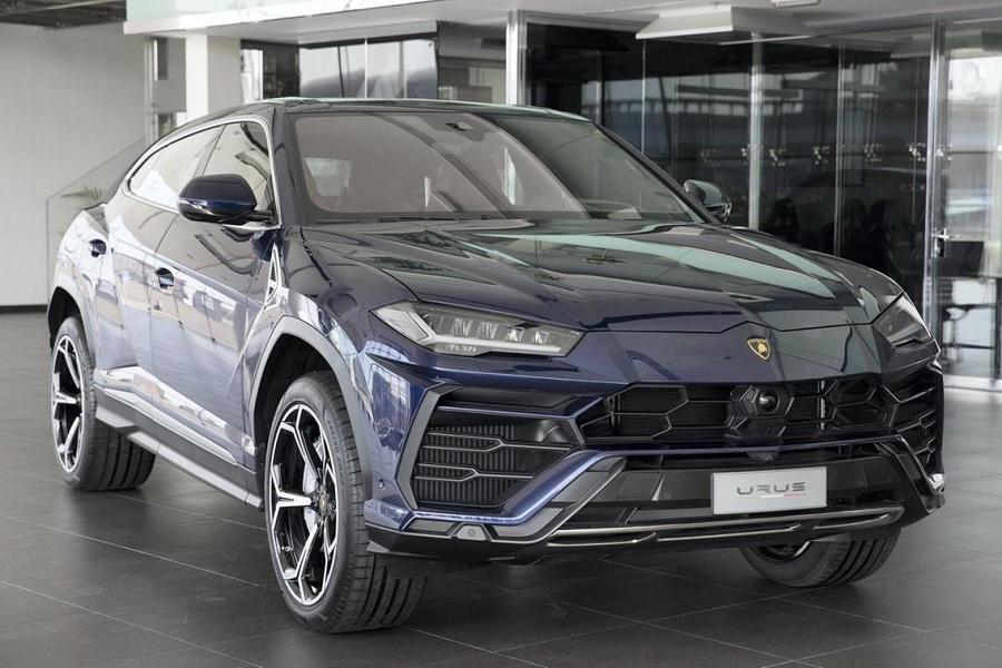 Lamborghini в 2017-ом установила рекорд продаж на русском рынке
