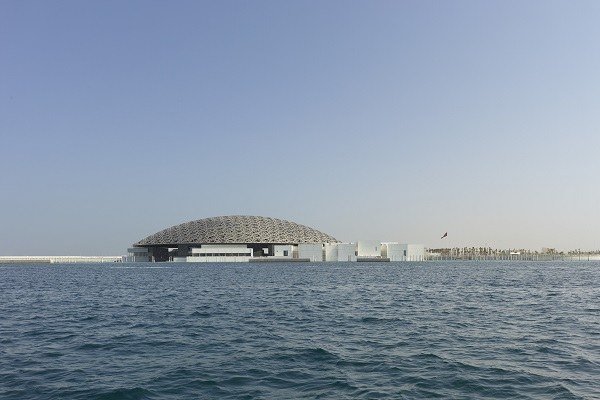 Louvre Abu Dhabi will open to the public on 11 November