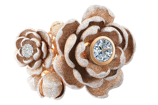 Coronet Awarded Guinness World Records At Baselworld With Most Diamonds Set On A Watch