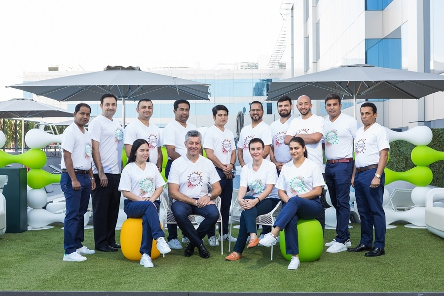 Newly opened Studio M Arabian Plaza announces key management team