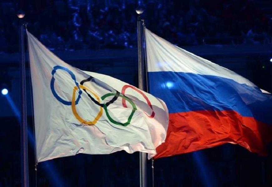 магазине отстранение сборной россии от олимпиады при
