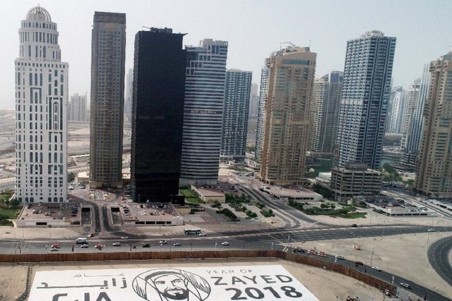 Dubai makes another piece of history with the world's largest jigsaw (Video)