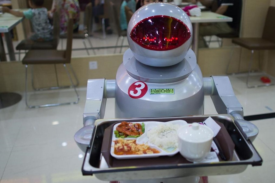 RoboCafe: A cafe run by robots is opening in Dubai