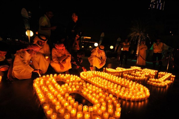 UAE joins world in marking Earth Hour on 25th March at 8.30pm