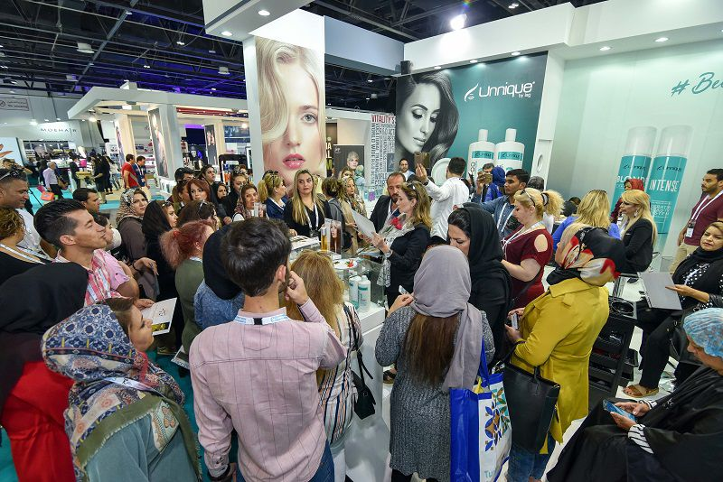 Record-breaking 23rd edition of Beautyworld Middle East
