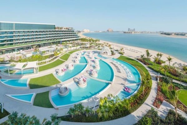 W Dubai – The Palm is re-opening on 30 July along with Akira Back, Liv And Wet Deck
