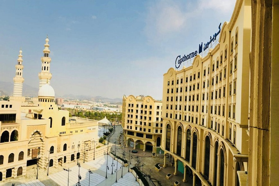 Millennium and Copthorne Makkah Al Naseem hotels now open