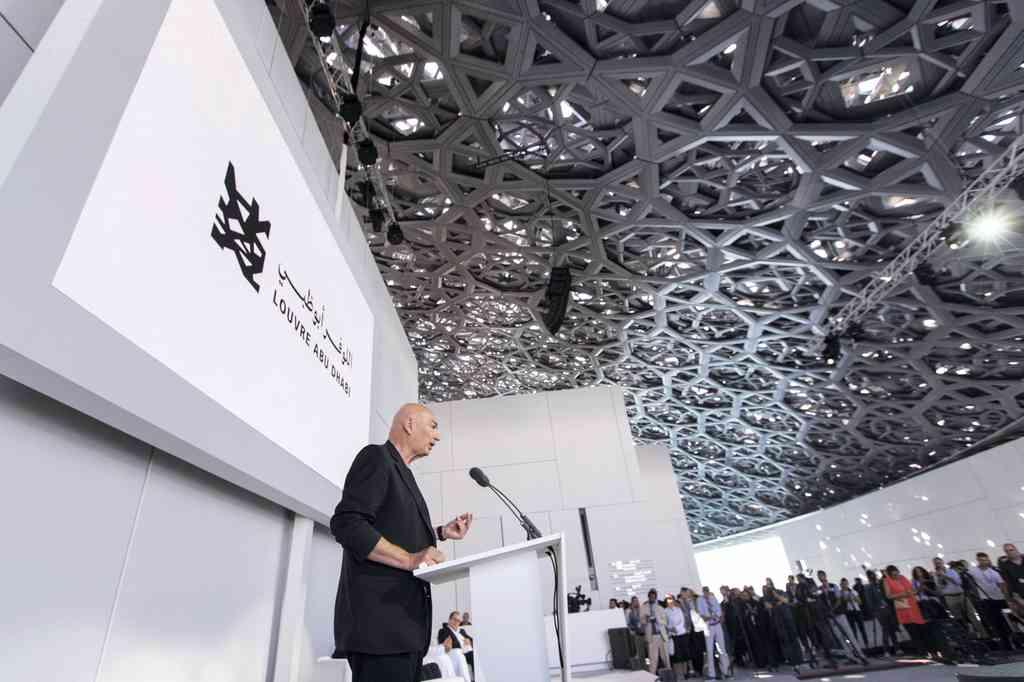 Лувр за млрд.: новый музей впесках Абу-Даби