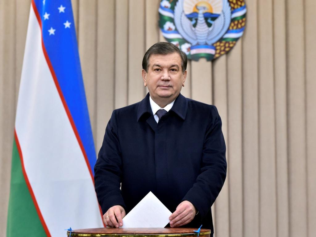 Президент узбекистана, прикольные
