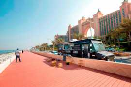 The Boardwalk at Palm Jumeirah
