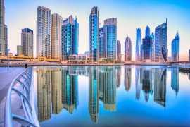 迪拜在中东地区的生活质量排名第一