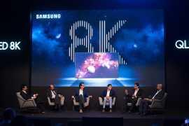 技术革命的巨大飞跃:三星宣布推出阿联酋首款QLED 8K电视
