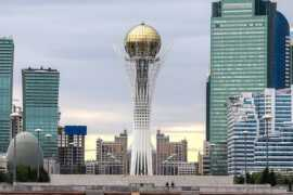 Казахстан вводит двухнедельный карантин