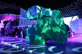 """""""拥抱中国""""迪拜时尚周在迪拜拉开序幕!"""