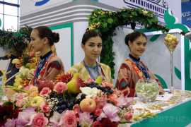 I International Fruit And Vegetable Fair In Tashkent