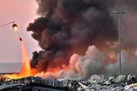 Beirut Explosion: More than 100 killed in huge blast in Lebanon's Capital Beirut