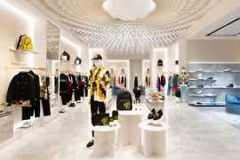 Versace opens a flagship store in Dubai