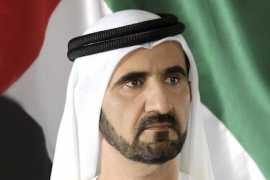 First shipment of urgent aid for UK's healthcare sector arrives in London from China under directives of Mohammed bin Rashid