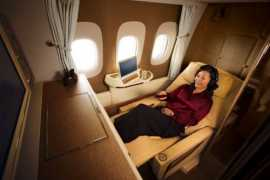 Emirates clinches 4th consecutive Best First Class award