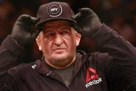 Abdulmanap Nurmagomedov, Khabib's father, dies from COVID-19 complications