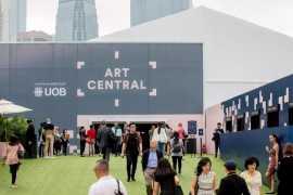 国际藏家占比居多,第五届Art Central呈多元化、年轻化趋势