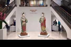 2018纽约秋季亚洲艺术周平稳收官
