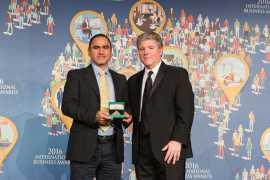 RTA bags international award in rail safety environment