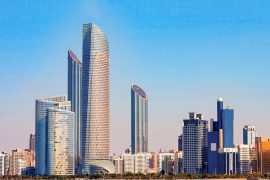 Signs of Abu Dhabi's real estate sector bottoming out with a slowing of price and rental declines