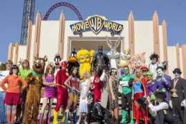 Abu Dhabi's Warner Bros. World to open July 25 (Video)