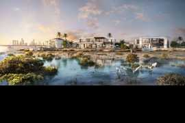 AED5 billion project on Jubail Island launched in Abu Dhabi
