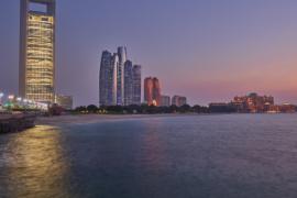 Абу-Даби – самый безопасный город мира