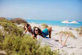 В Абу-Даби отдыхало в два раза больше российских туристов