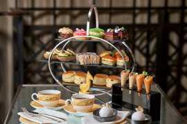 Послеобеденное чаепитие в Jumeirah Carlton Tower признано лучшим в Великобритании