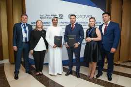Ajman Free Zone extends its reach to more countries in middle Asia and East Europe