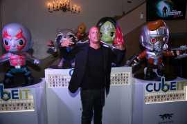 "Al Ahli Holding Group and Comicave Studios Sponsor Marvel's ""Infinity War"" World Premiere"
