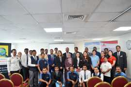 Al Bustan Centre & Residence health talk for employees focuses on Sugar and Fats
