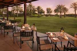 到沙漠酒店Bab Al Shams欢度春节